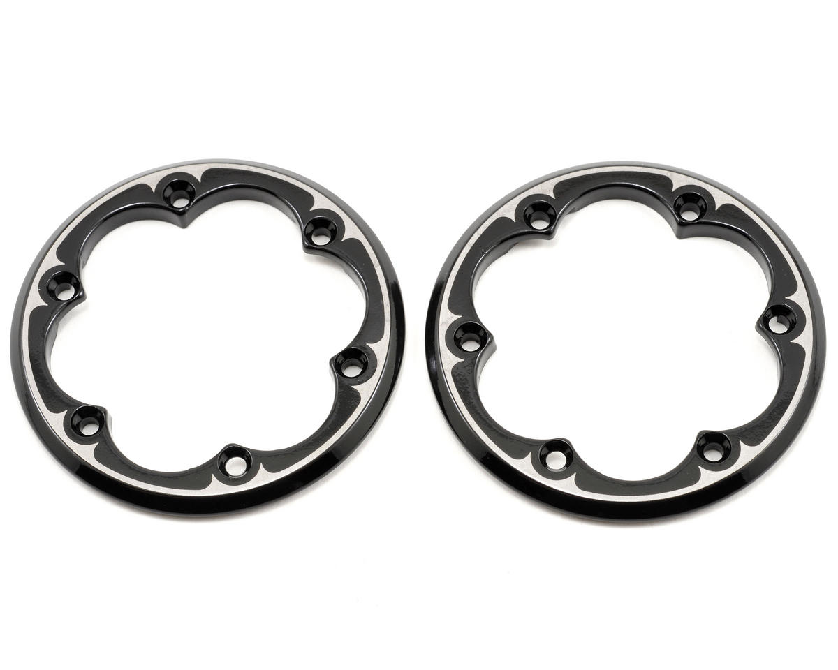 Axial Racing 2.2 VWS Machined Beadlock Ring (Black)