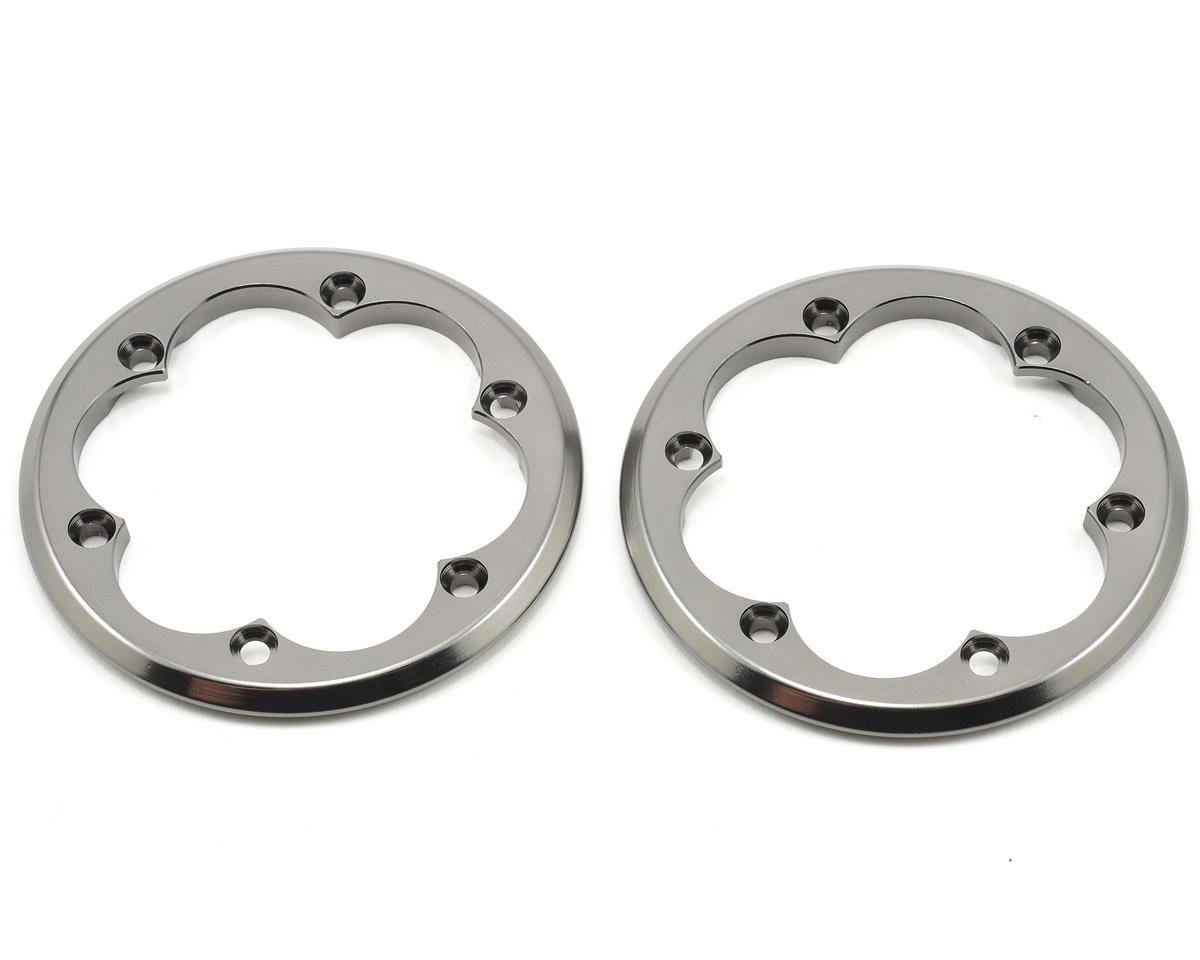 Axial 2.2 VWS Machined Beadlock Ring (Grey) (2)