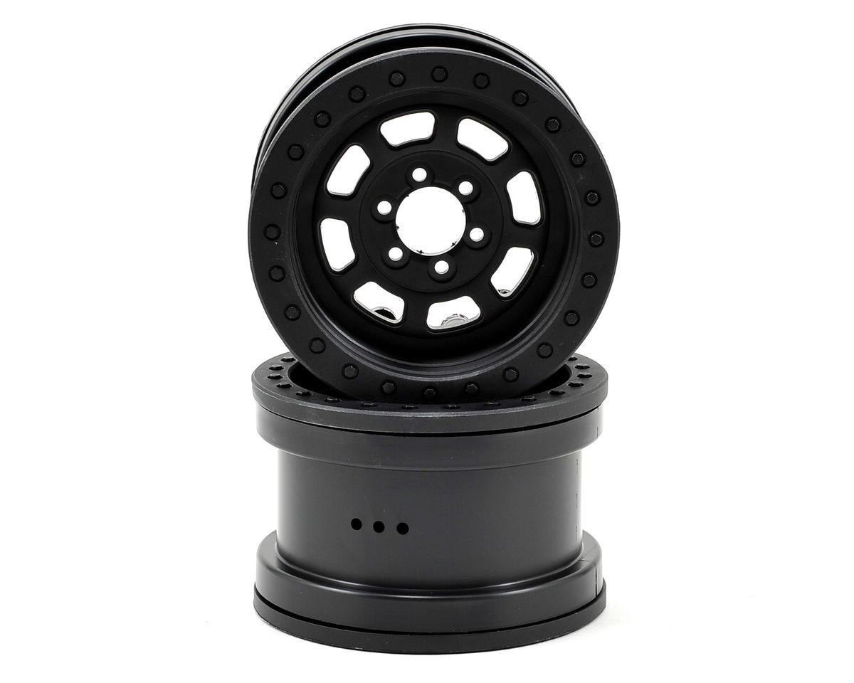 Axial Racing Trail Ready HD IFD 2.2 Beadlock Crawler Wheels (2) (Black)