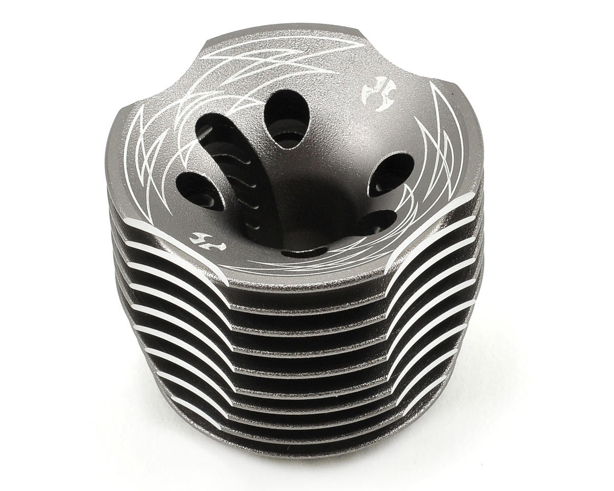 Axial .28RR Racing 28RR Spec 1 Heat Sink Head (Grey)