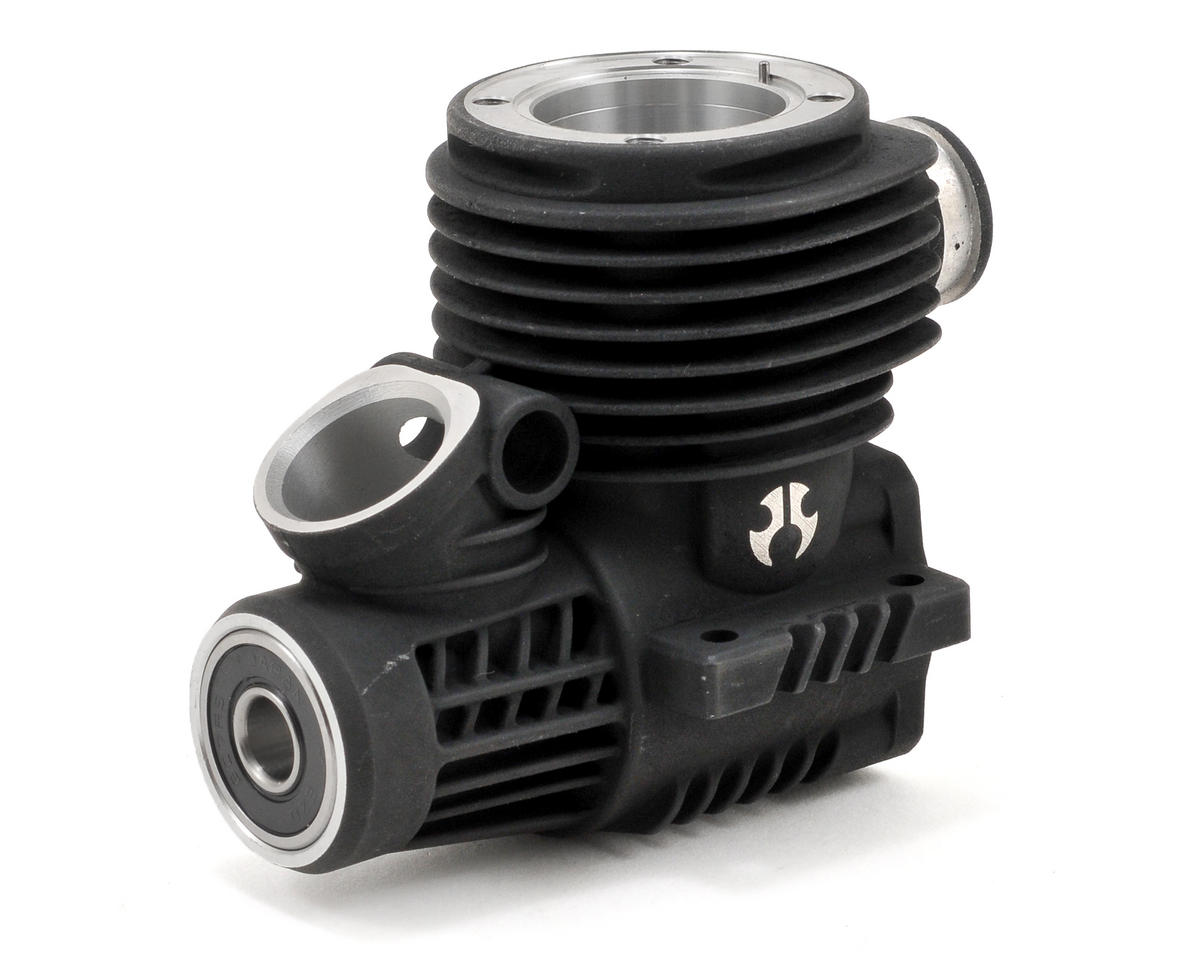 Axial Racing .28RR-2 Crankcase w/Bearings