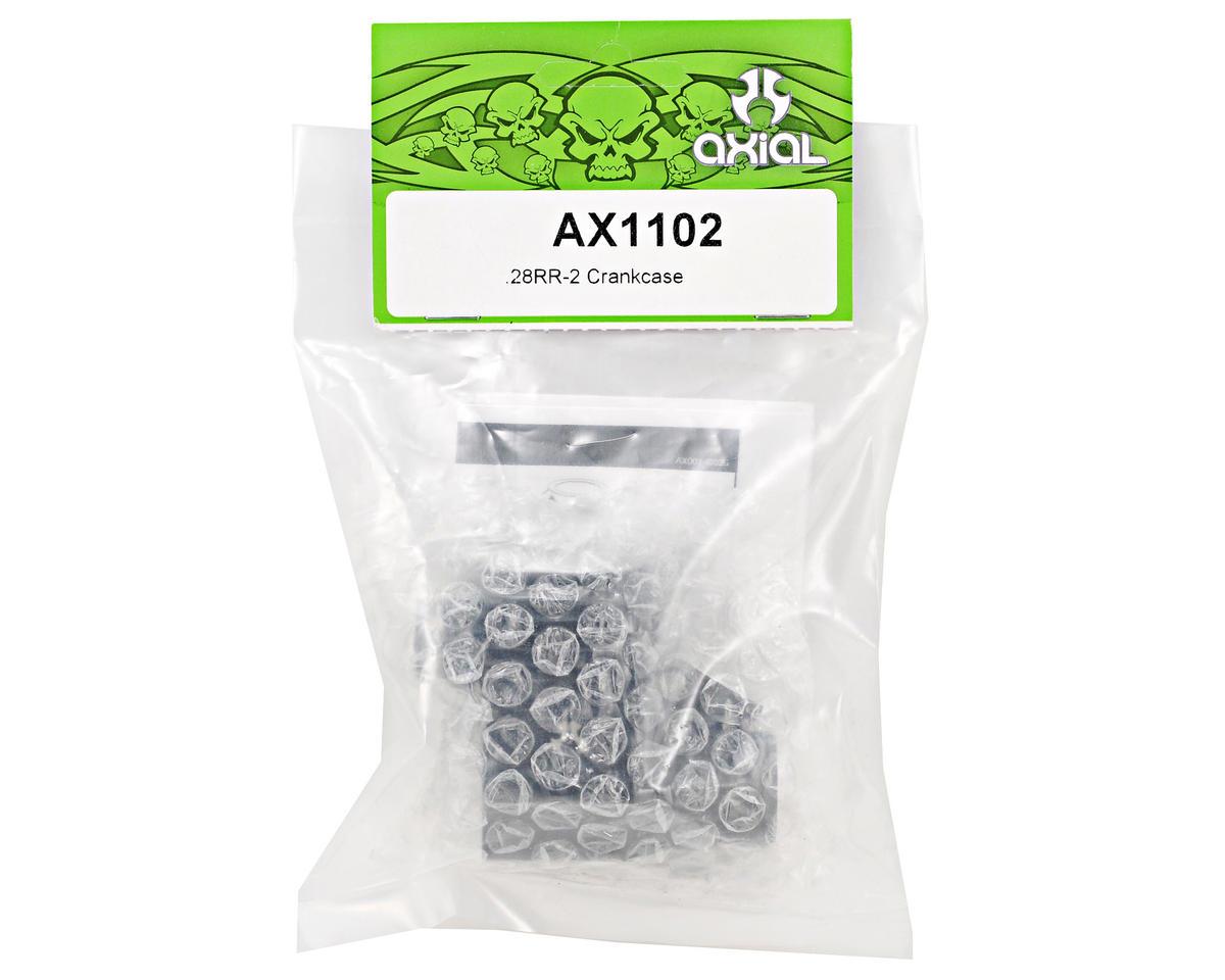 Axial Racing .28RR-2 Crankcase w/Bearings