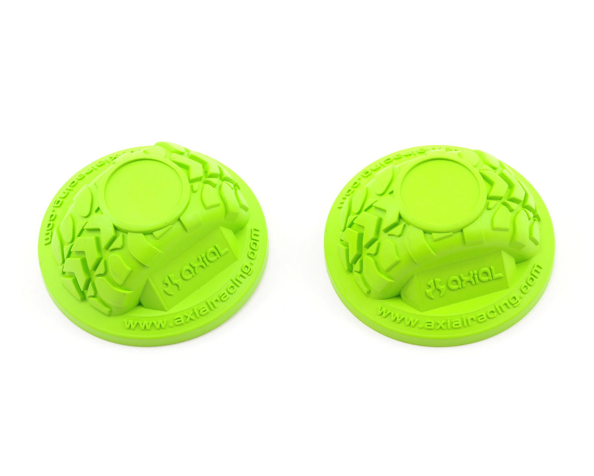 Axial Micro Gate Marker (Green) (2)