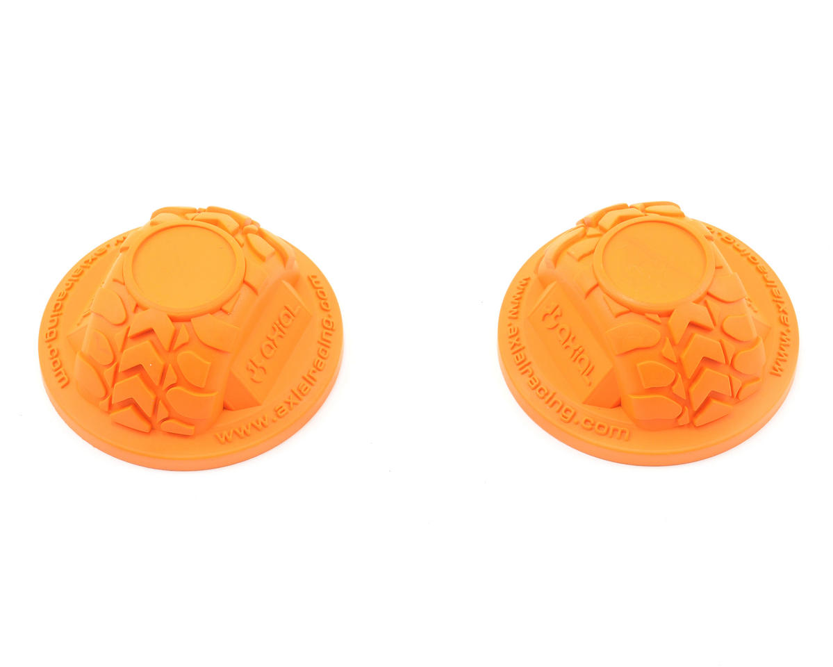 Axial Racing Micro Gate Marker (Orange) (2)