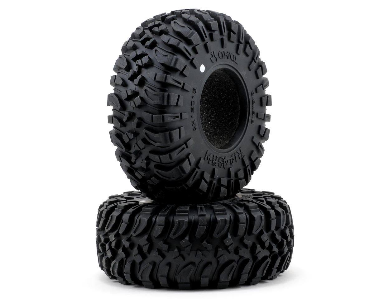 "Ripsaw 2.2"" Rock Crawler Tires (2) (R35) by Axial"