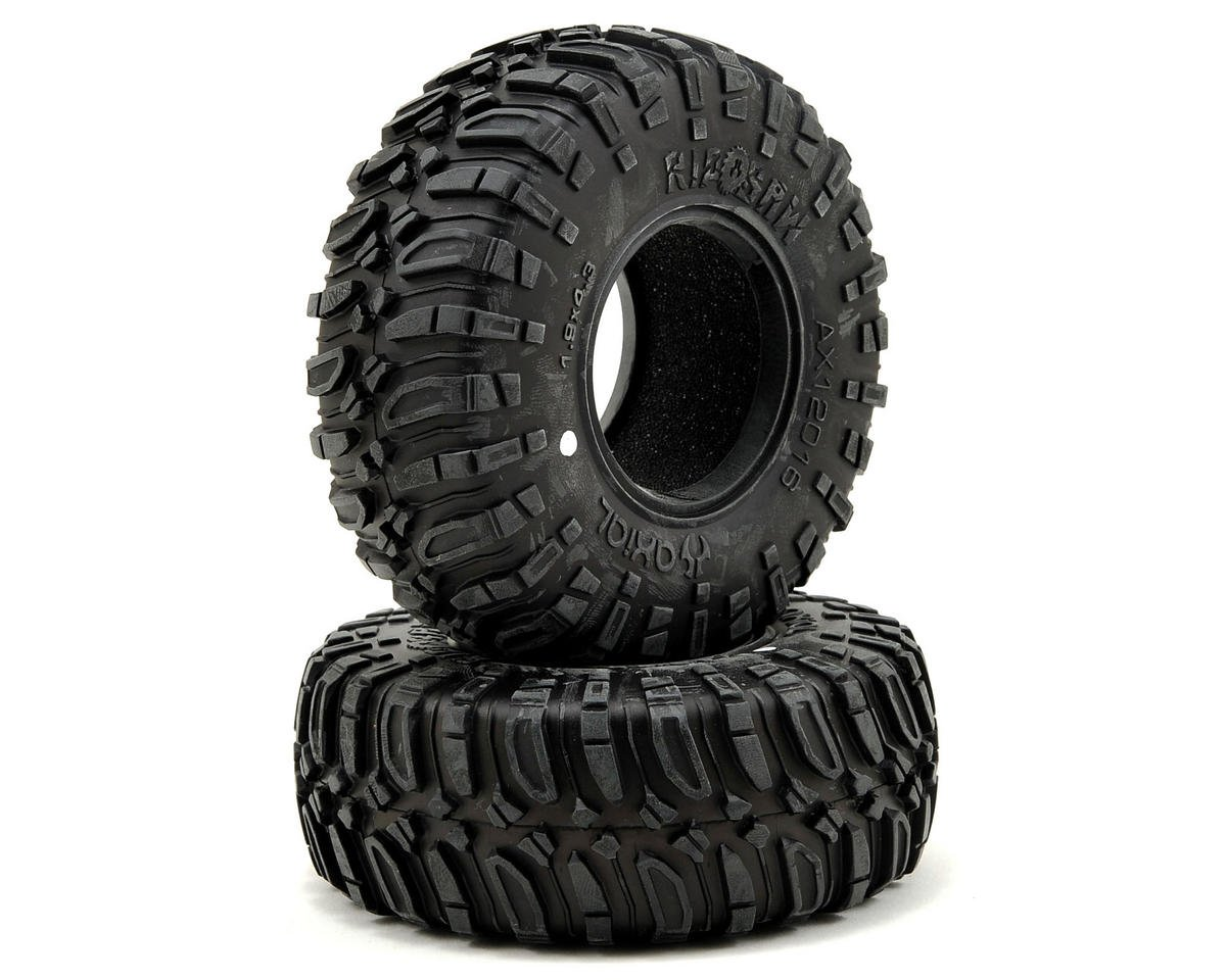 "Axial Racing Ripsaw 1.9"" Rock Crawler Tires (2) (R35)"
