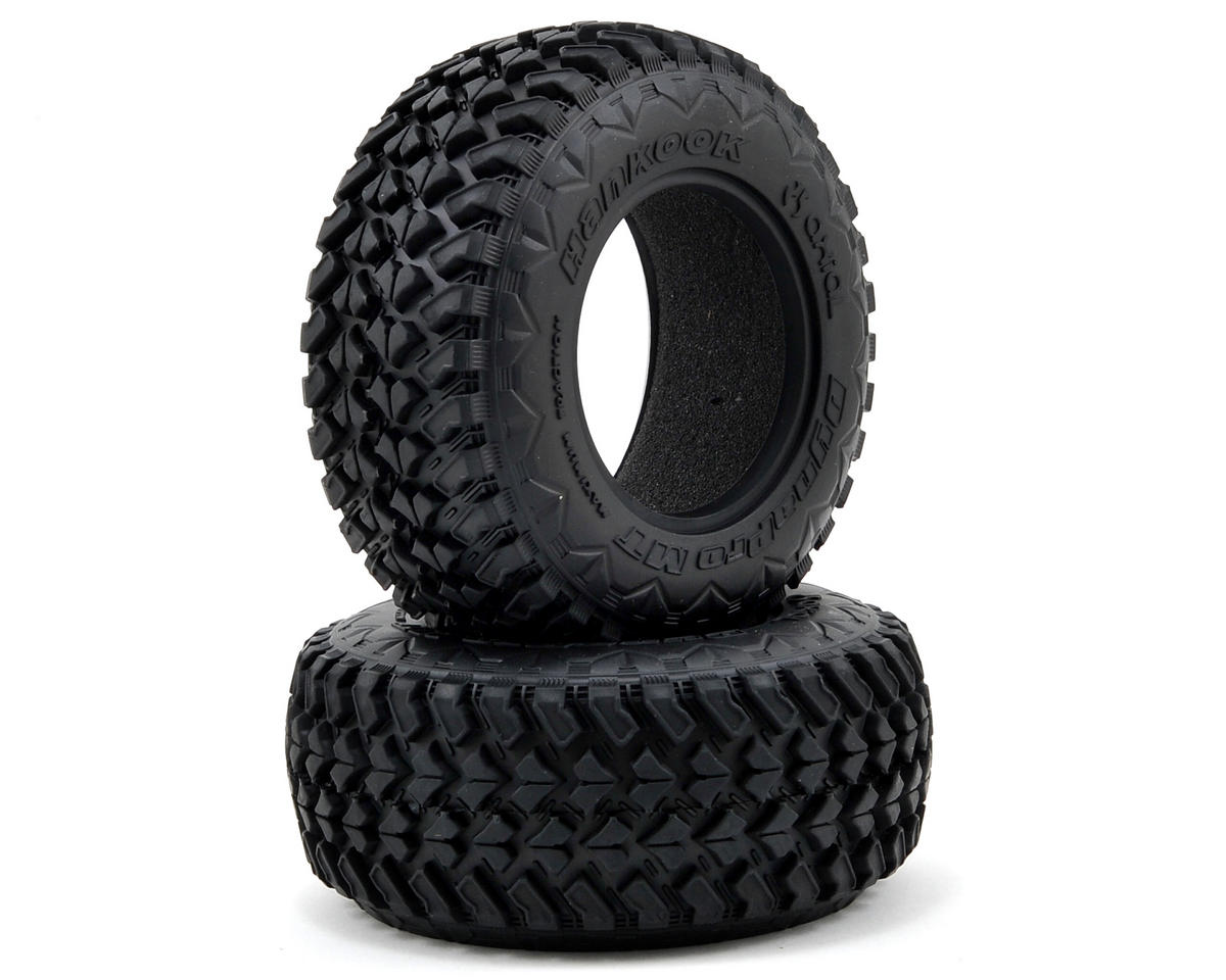 Axial Racing 2.2/3.0 41mm Hankook MT Rear Tires (2) (R35)