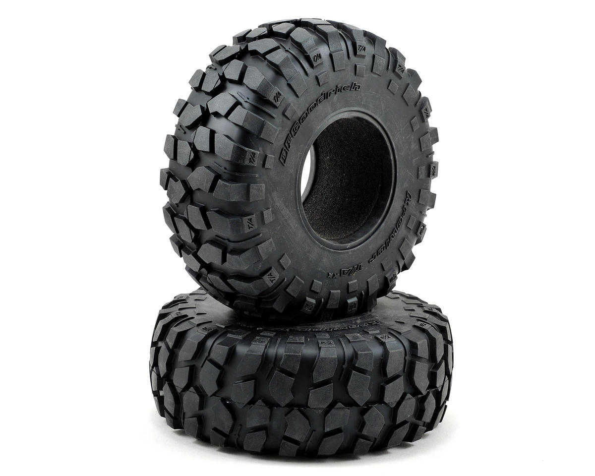 "Axial Racing BFGoodrich Krawler T/A 2.2"" Rock Crawler Tires (2) (R35)"