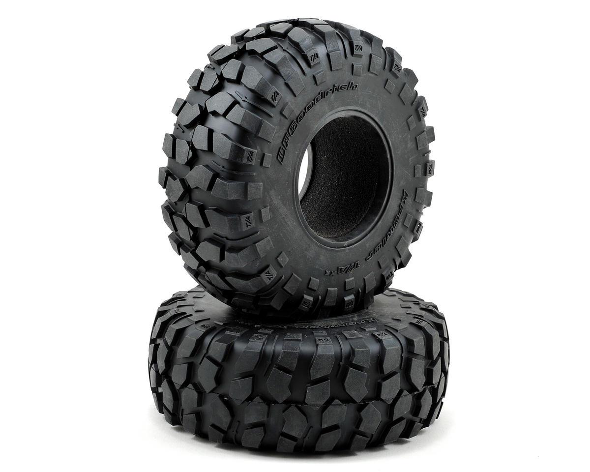 """BFGoodrich Krawler T/A 2.2"""" Rock Crawler Tires (2) (R35) by Axial"""