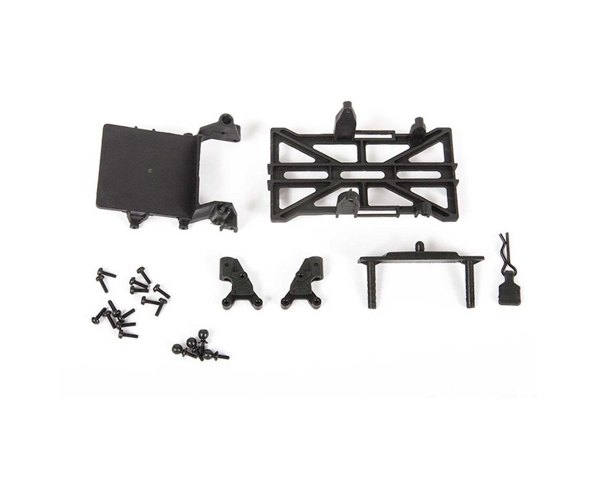 Axial SCX24 Long Wheel Base Chassis Parts