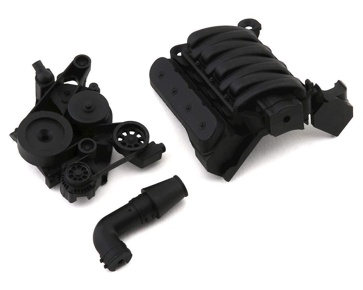 Axial SCX10 III Motor Cover