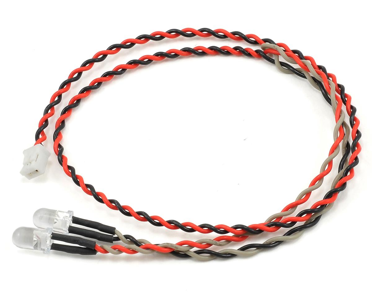 Axial Double LED Light String (Red LED)