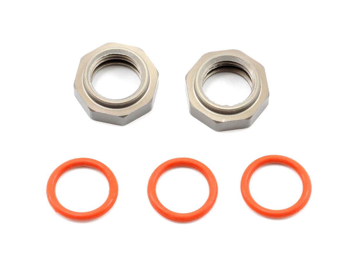Axial Racing Aluminum Pre-Load Collar (2)