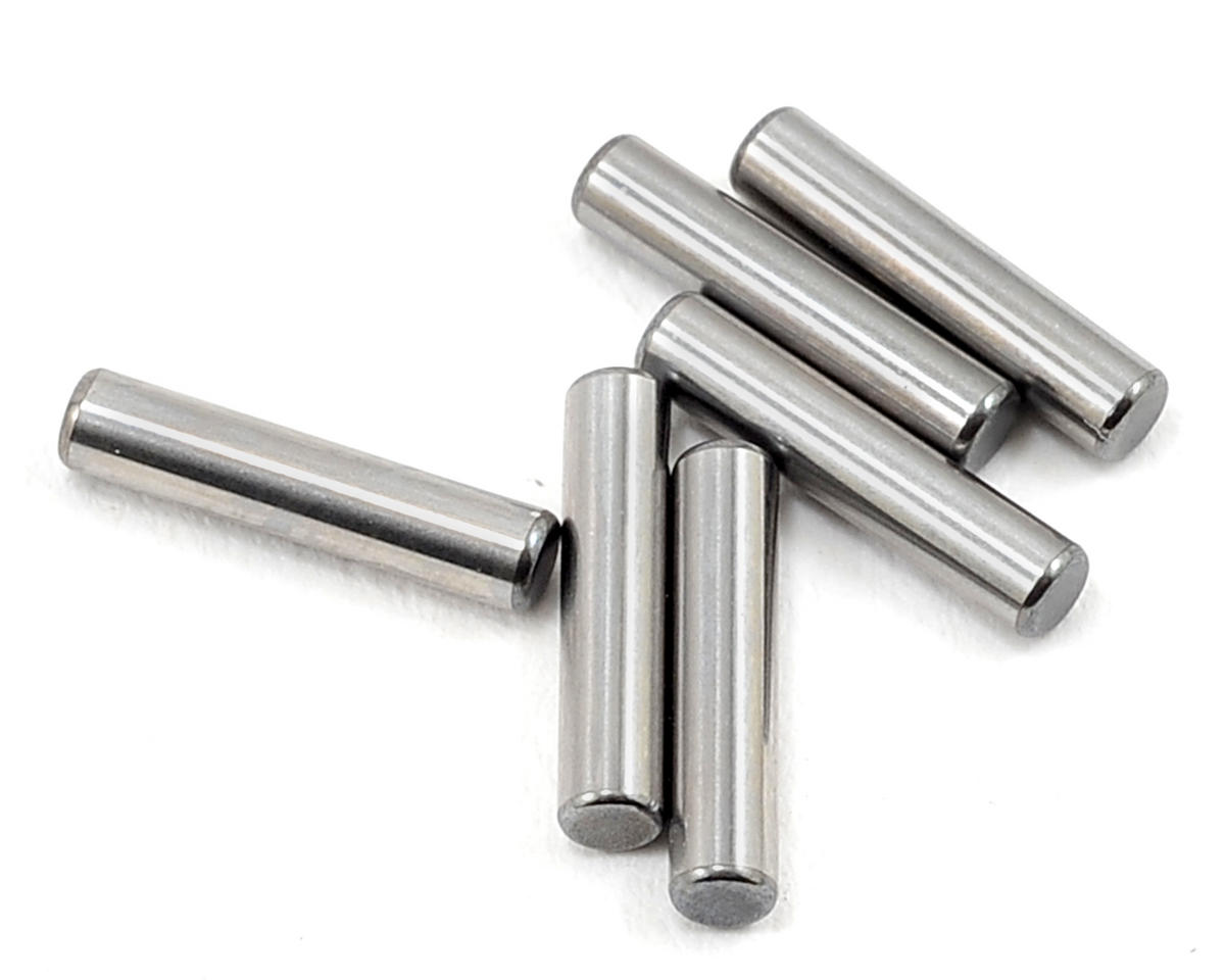 Axial 2.5x12mm Pin (6)