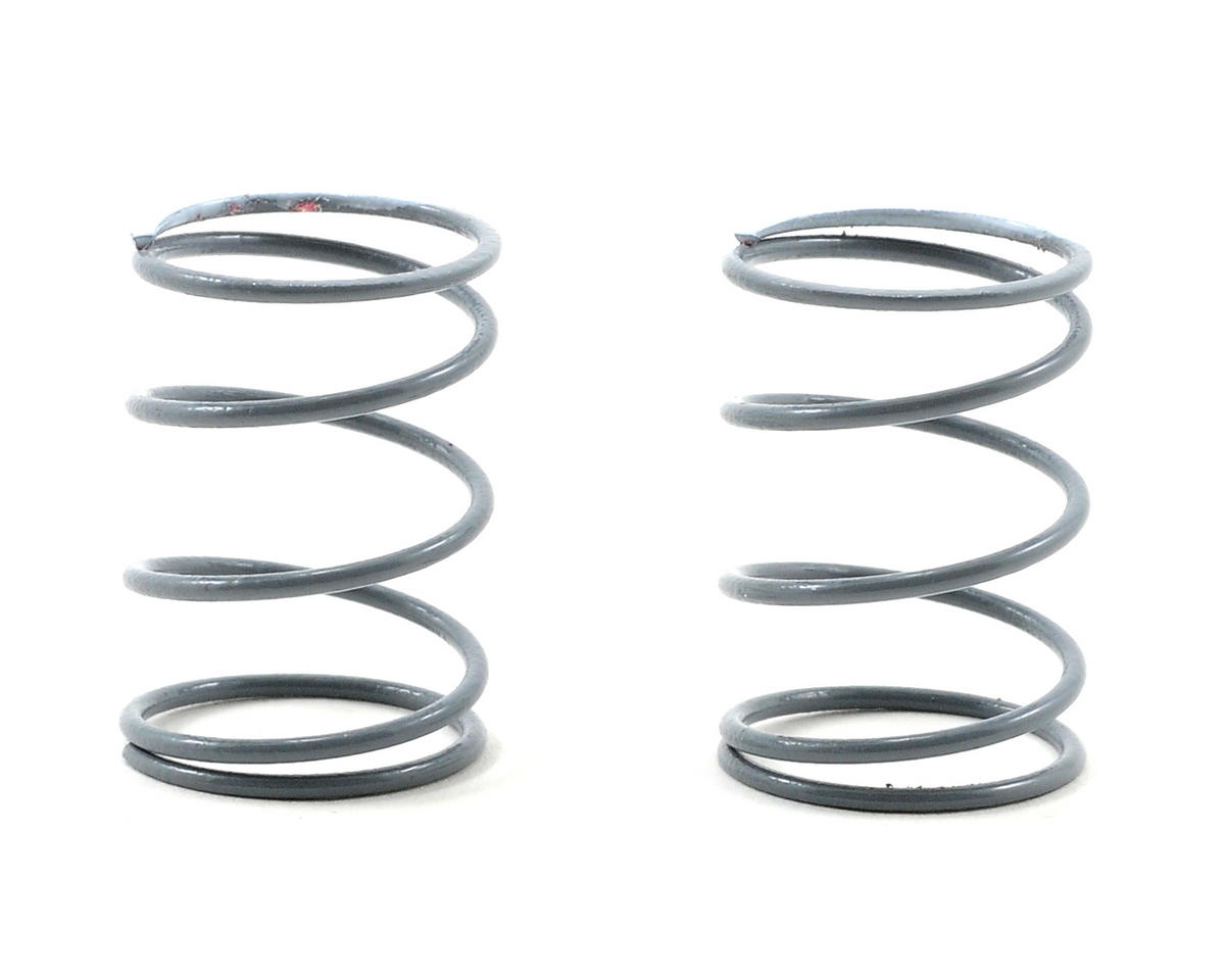 Axial Racing Shock Spring 12.5x20mm (Soft/White)