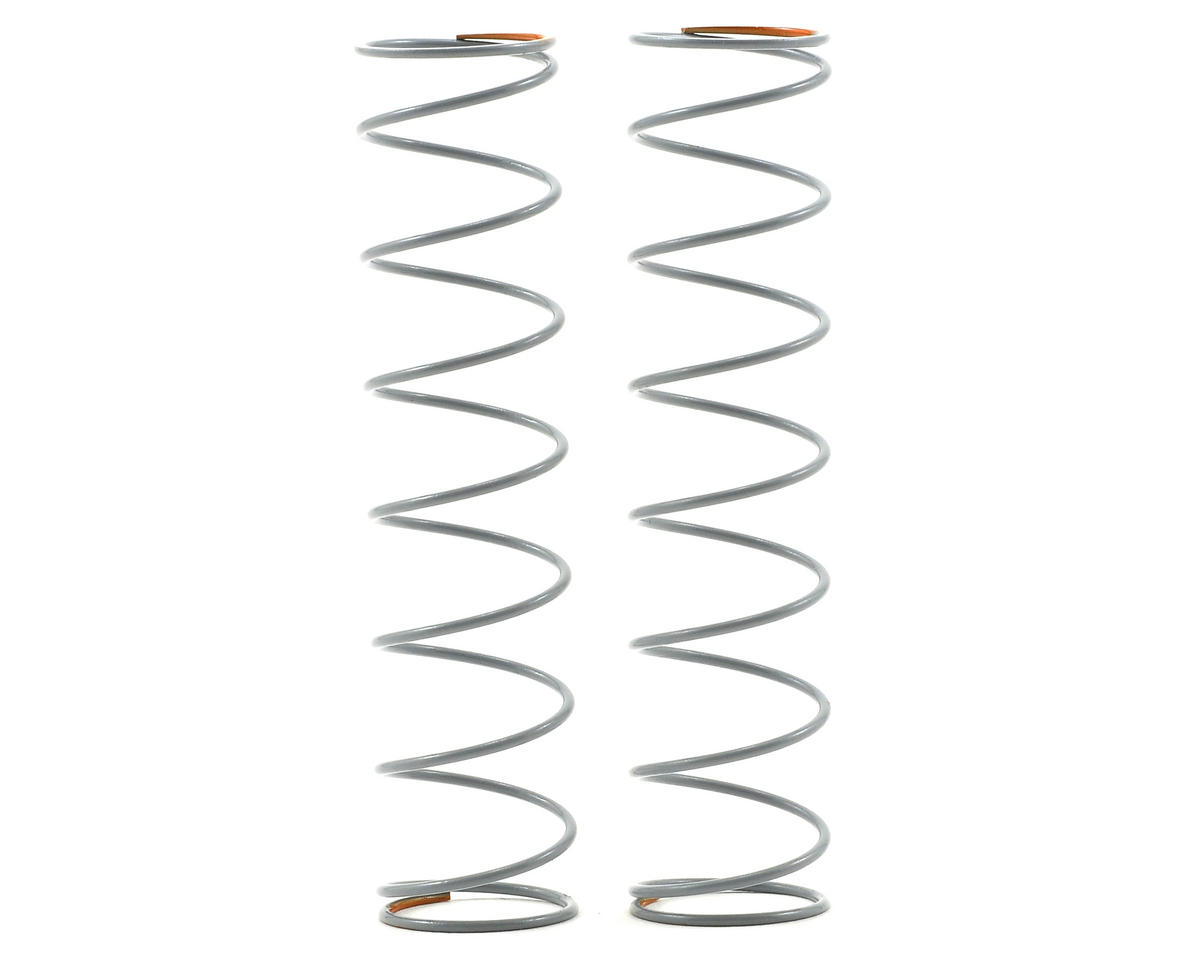 14x70mm Shock Spring (Soft - 1.75 lbs/in) (Orange) (2) by Axial Racing