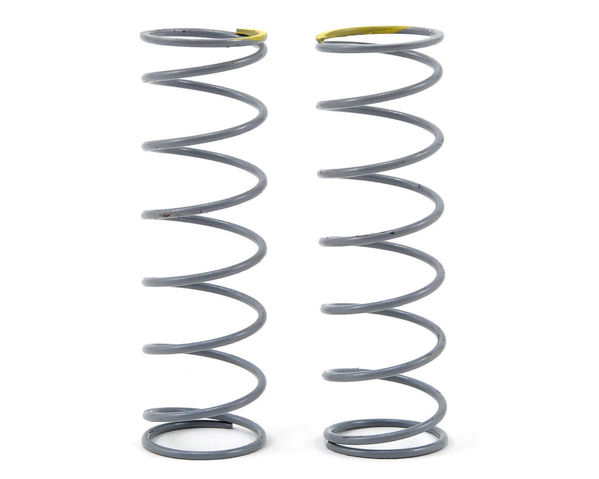14x54mm Shock Spring (Firm - 4.33 lbs/in) (Yellow) (2) by Axial Racing
