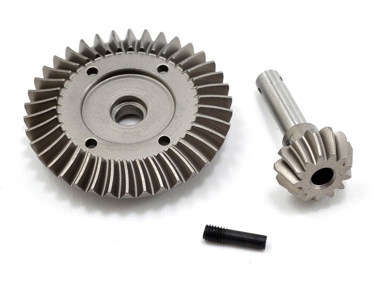 Heavy Duty Bevel Gear Set (38/13) by Axial Racing