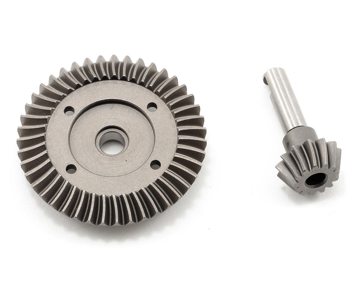 "Heavy Duty ""Underdrive"" Bevel Gear Set (43/13) by Axial AX10 Racing"