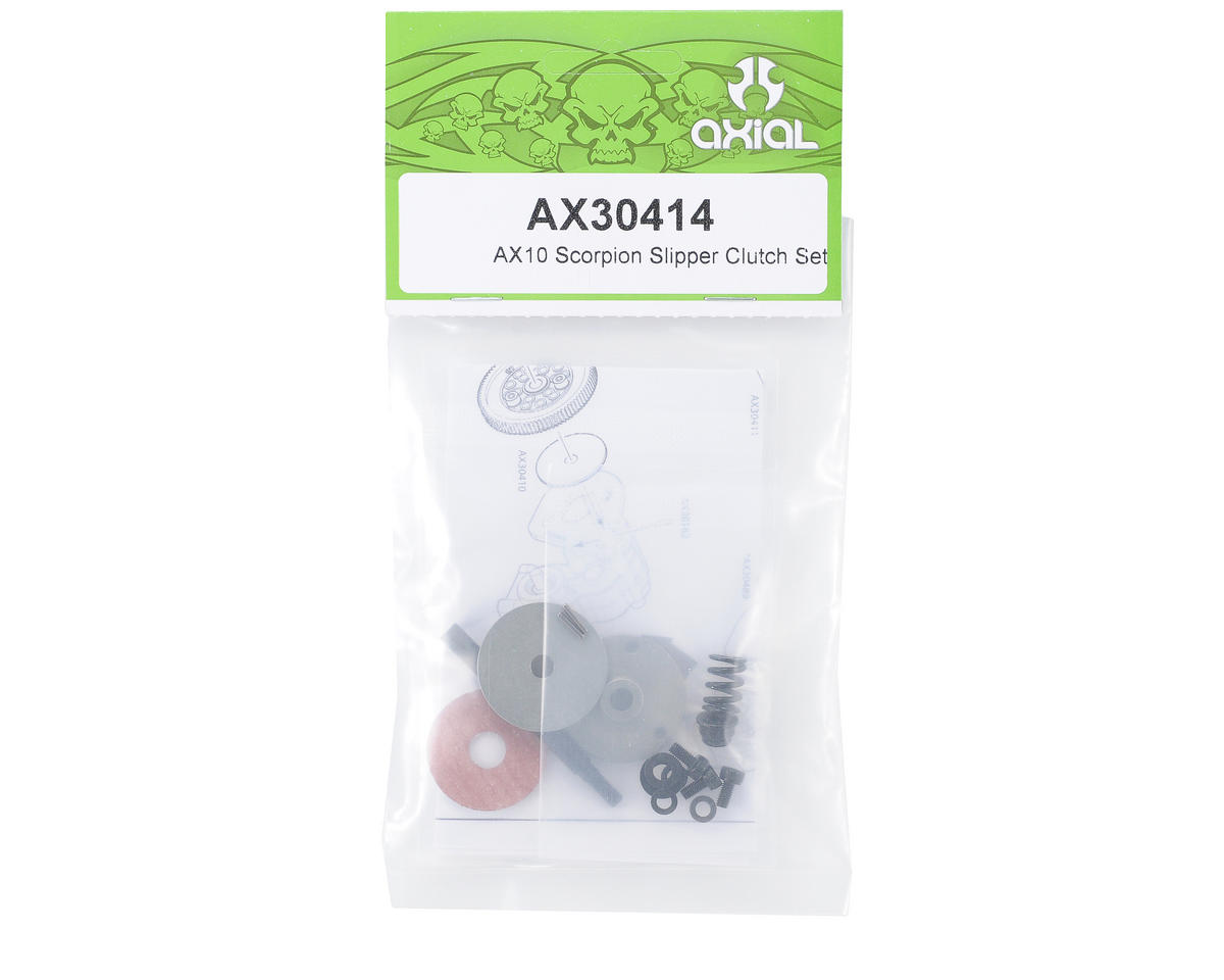 Axial Slipper Clutch Set