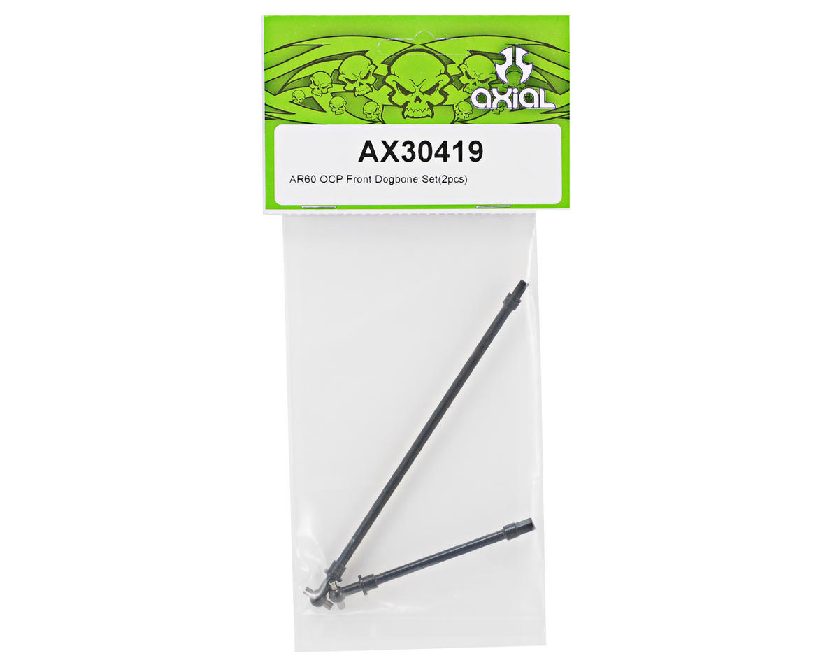 Axial Racing AR60 OCP Front Dogbone Set (2)