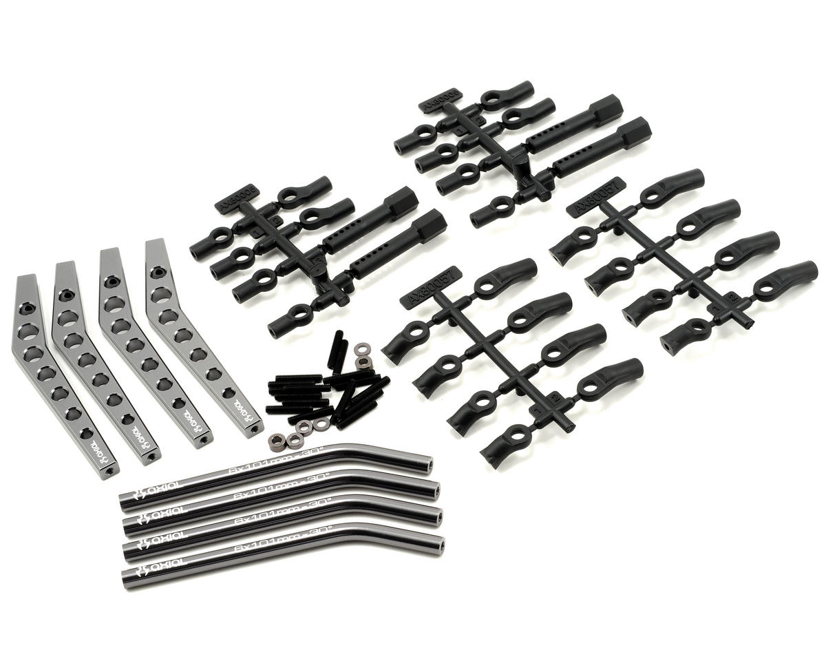 Axial XR10 Racing Stage 3 Aluminum Hi-Clearance Link Kit
