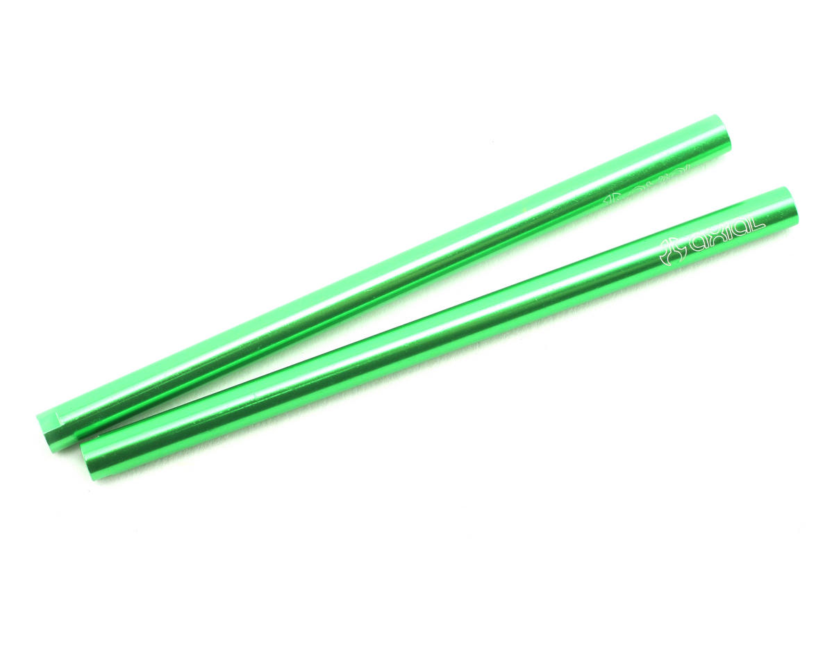 Axial Threaded Aluminum Pipe 6x106mm (Green) (2)