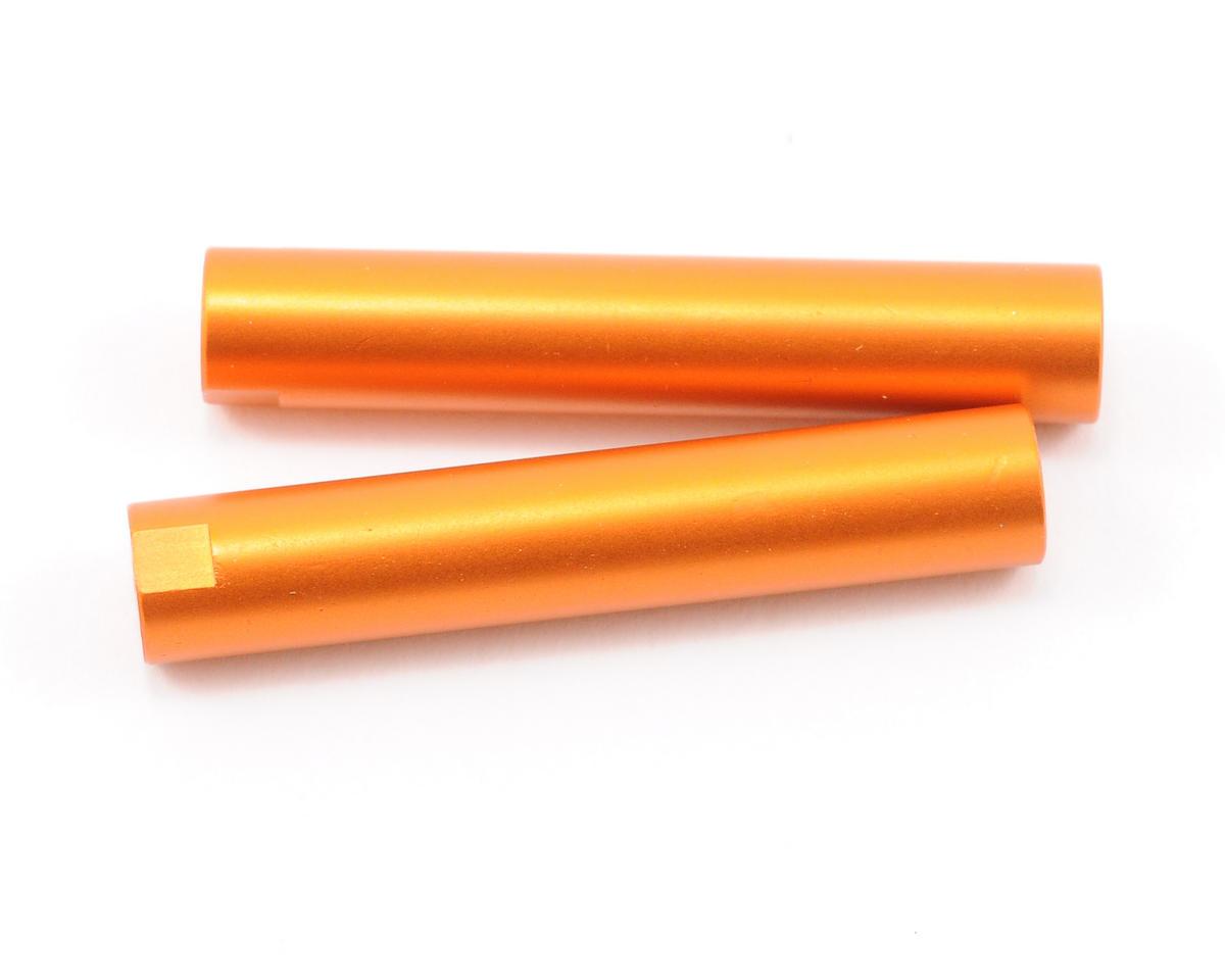 Axial Threaded Aluminum Pipe 6x33mm (Orange) (2)
