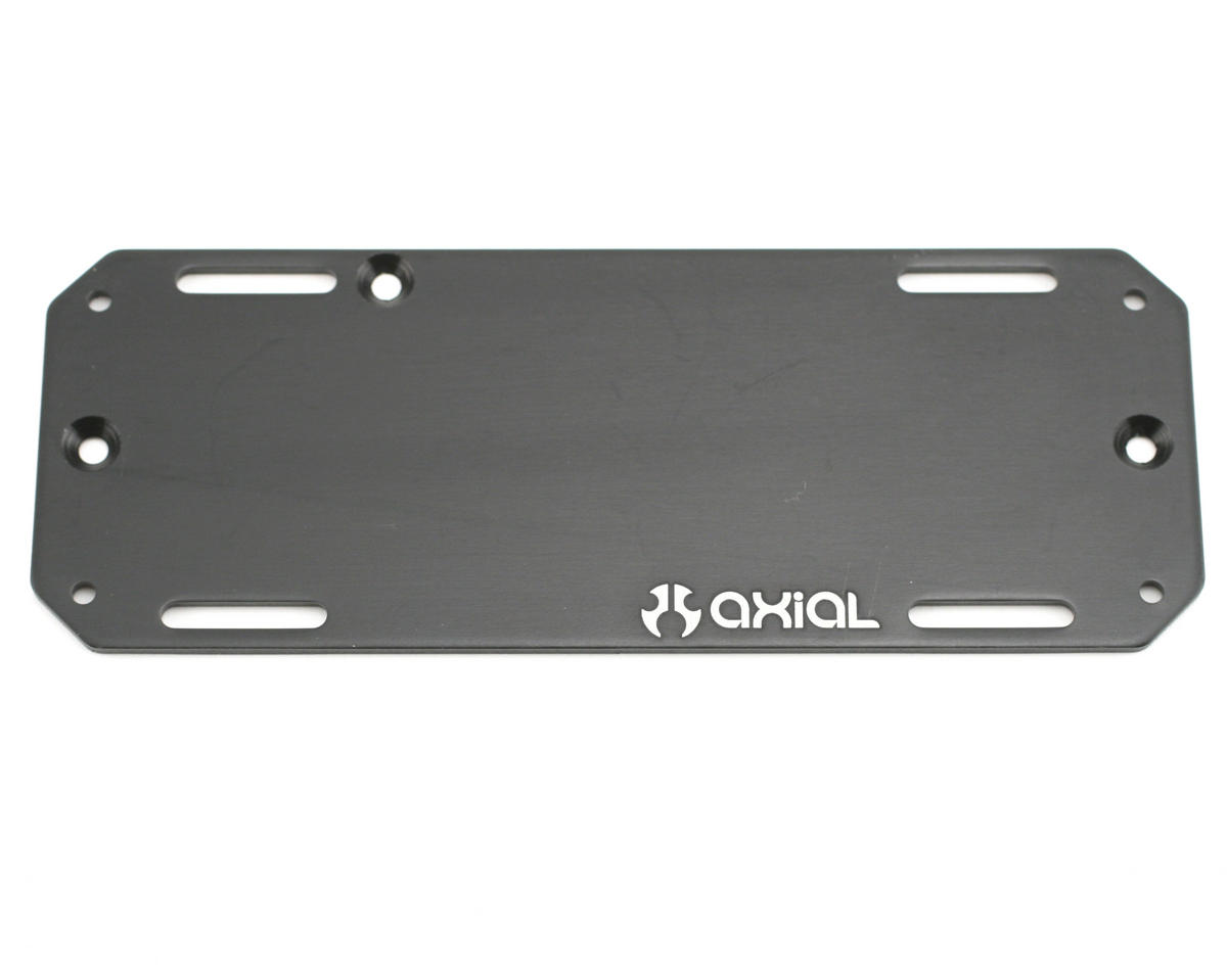 Radio Plate by Axial Racing