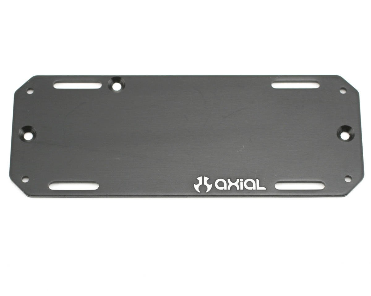 Axial Racing Radio Plate