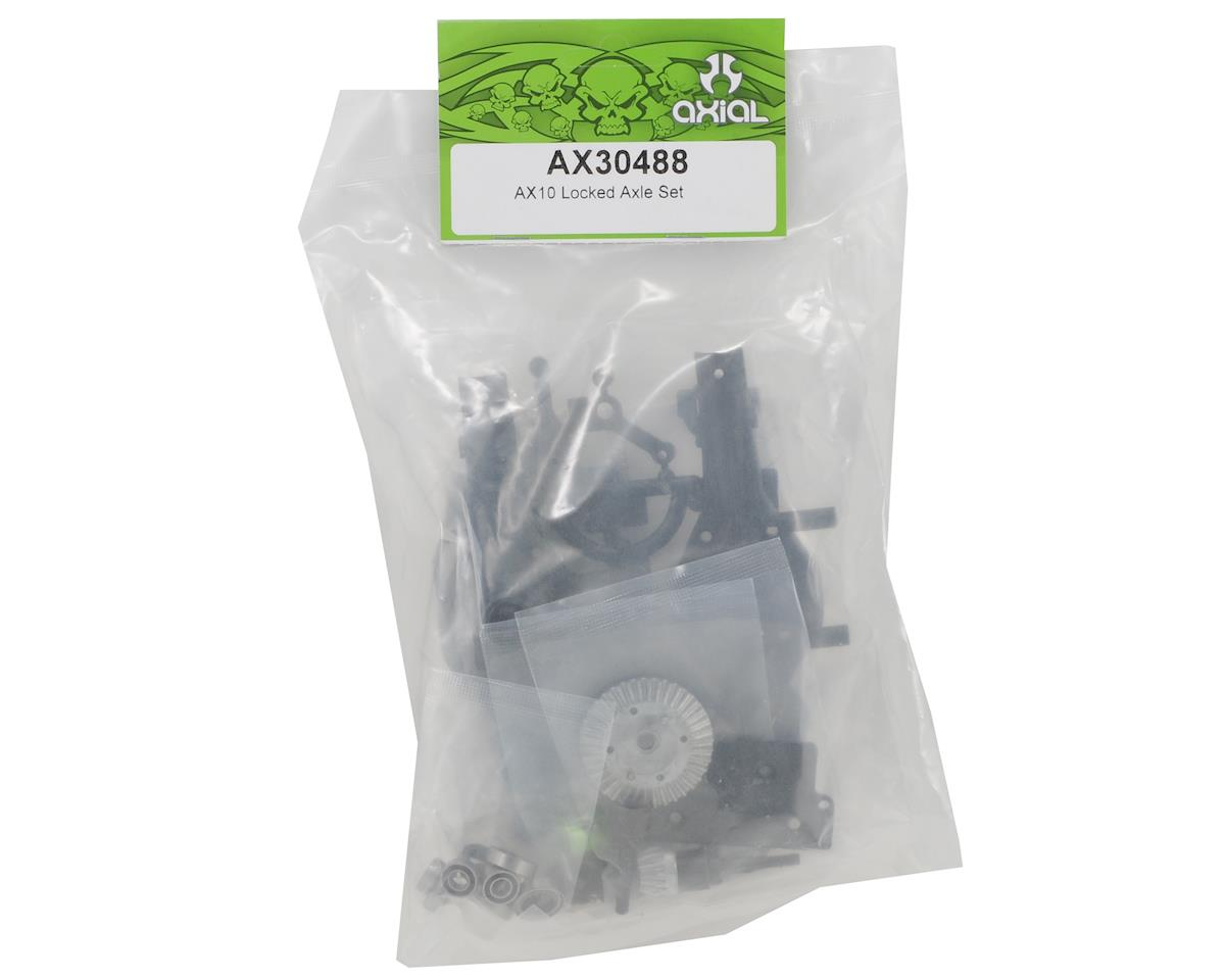 Locked Axle Set by Axial AX10 Racing
