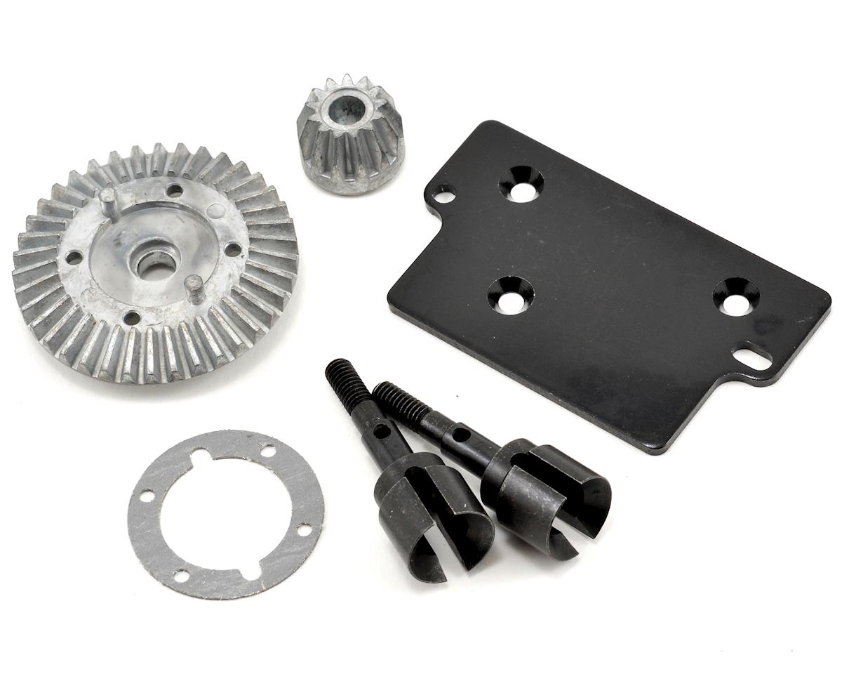 Axial Locked Axle Set