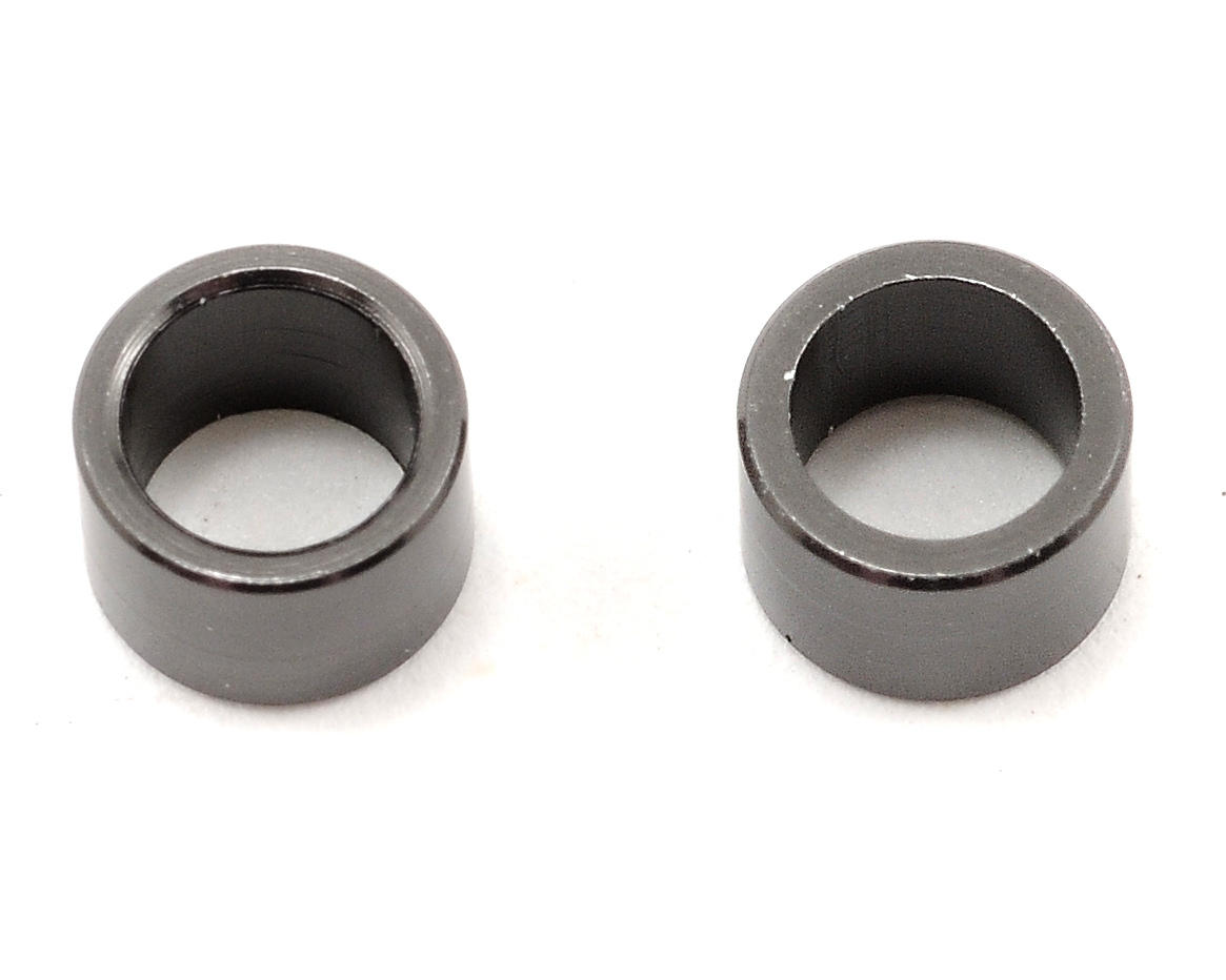 Axial 5x6.9x4.8mm Transmission Spacer (Grey) (2)