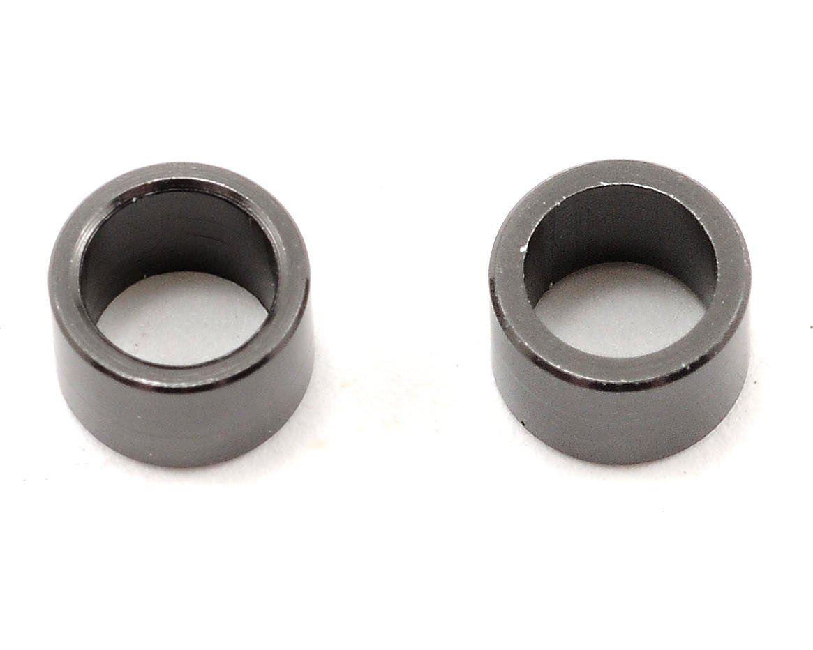 Axial Racing 5x6.9x4.8mm Transmission Spacer (Grey) (2)
