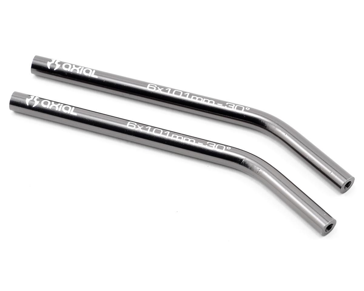 axial threaded aluminum pipe 6x101mm