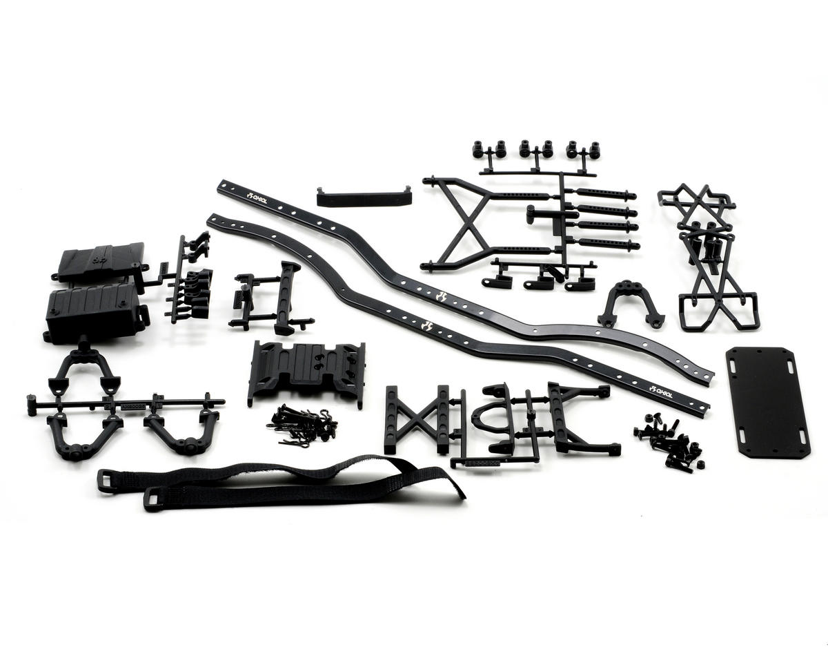 Axial Scx10 Frame Conversion Set Axi30525 Rock Crawlers