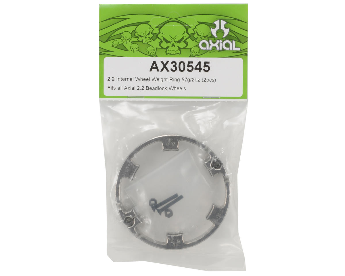 Axial 2.2 Internal Wheel Weight Ring (57g/2oz)