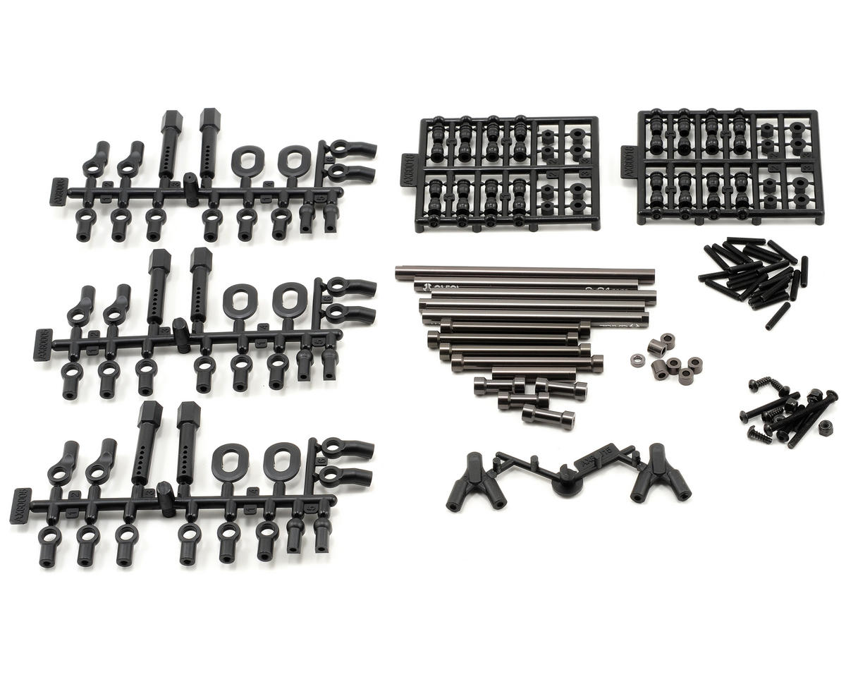 "Axial SCX10 TR Short Wheelbase Link Set (11.4""/290mm)"