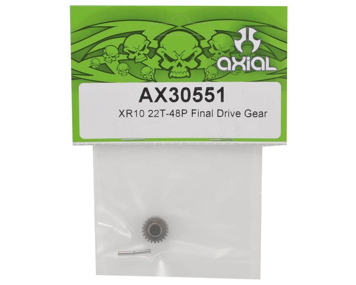 Axial 22T-48P Final Drive Gear