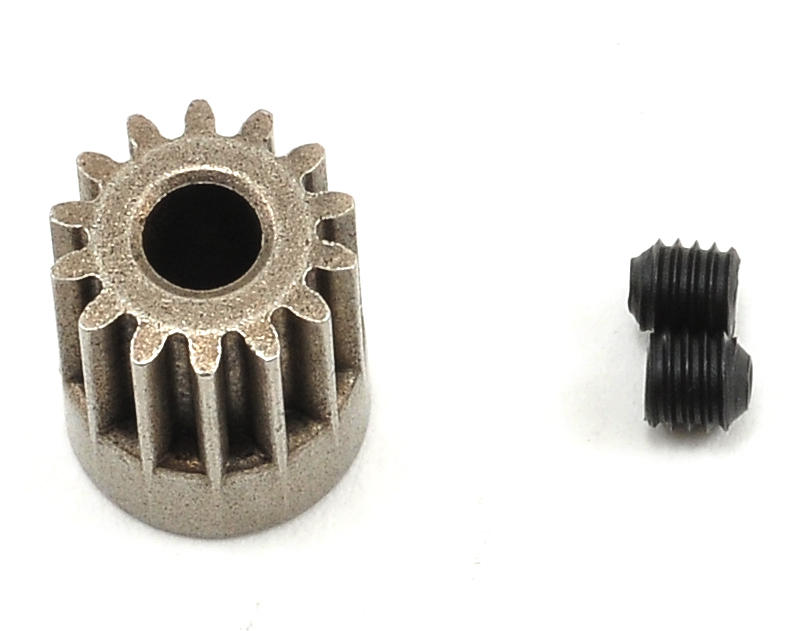 Axial 48P Steel Pinion Gear (3.17mm Bore) (14T)