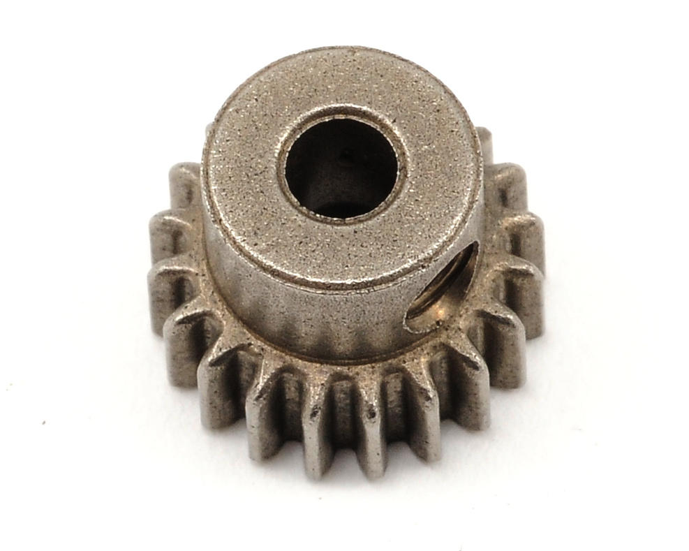 48P Steel Pinion Gear (3.17mm Bore) (20T) by Axial Racing