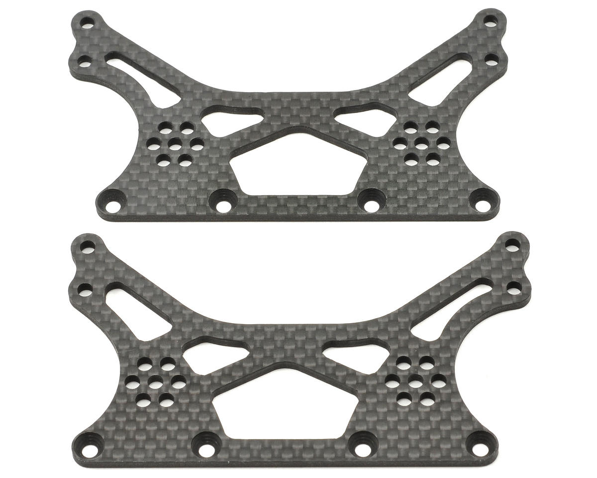 Axial Racing XR10 Carbon Fiber Chassis Set (2)