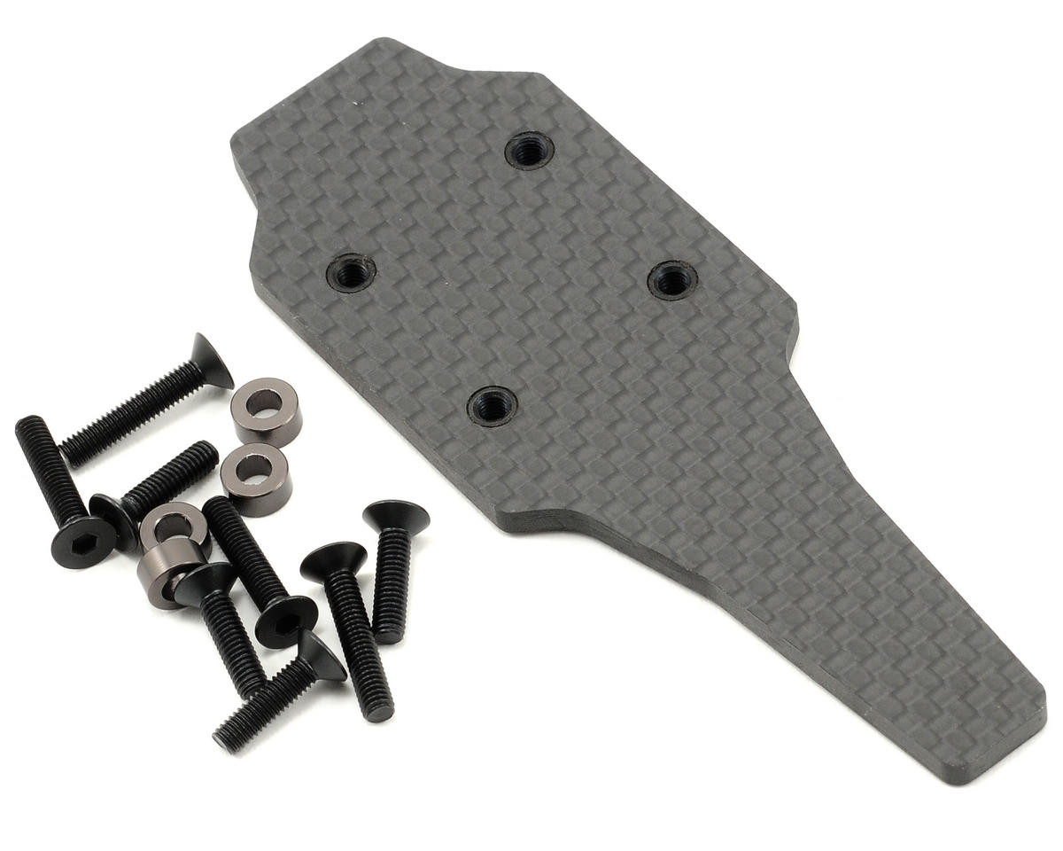 Axial 3mm Carbon Fiber Electronics Plate