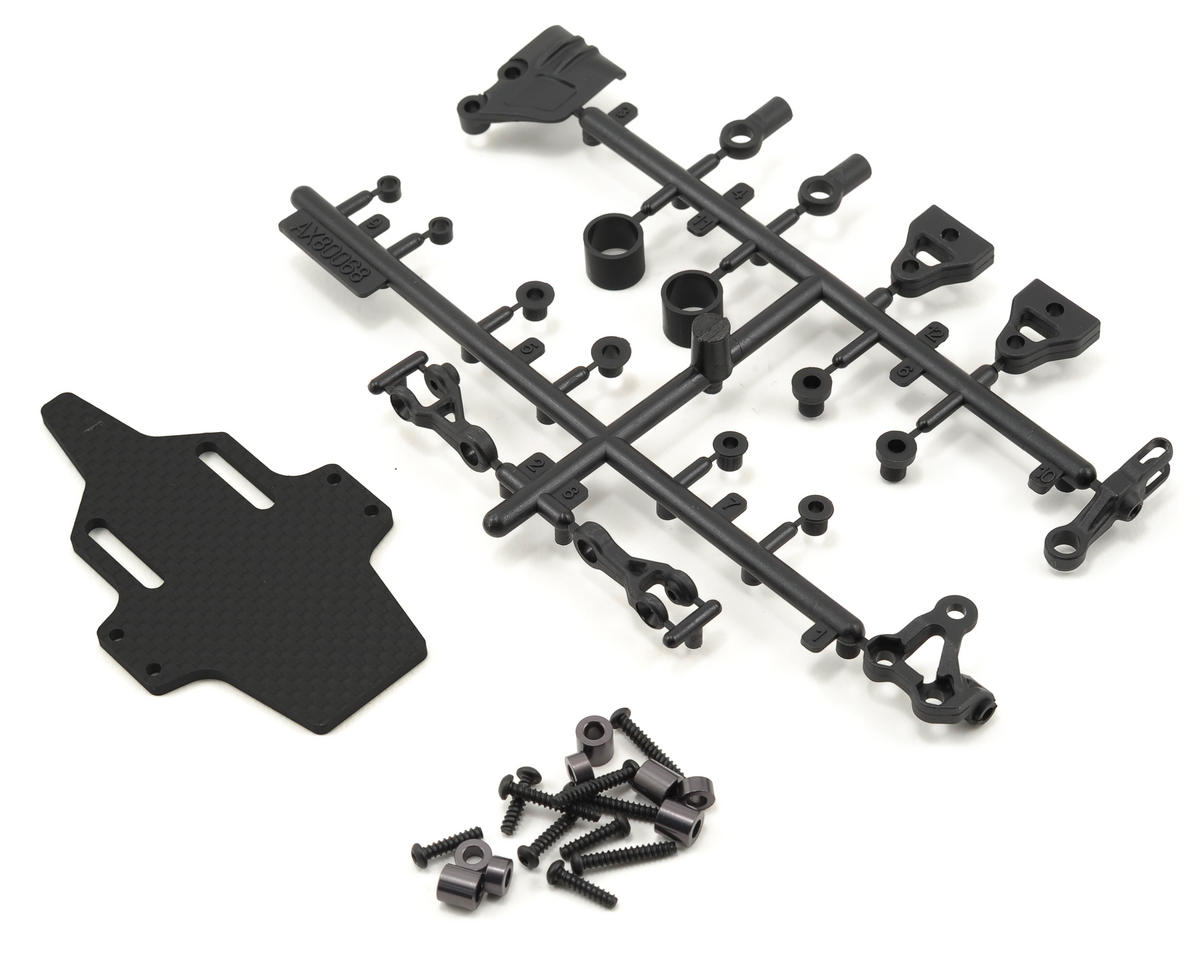 Axial Racing Carbon Fiber Battery Plate
