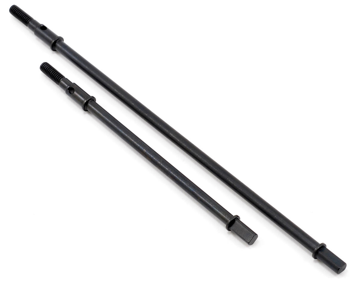 AR60 OCP Rear Axle Set (2) by Axial Racing