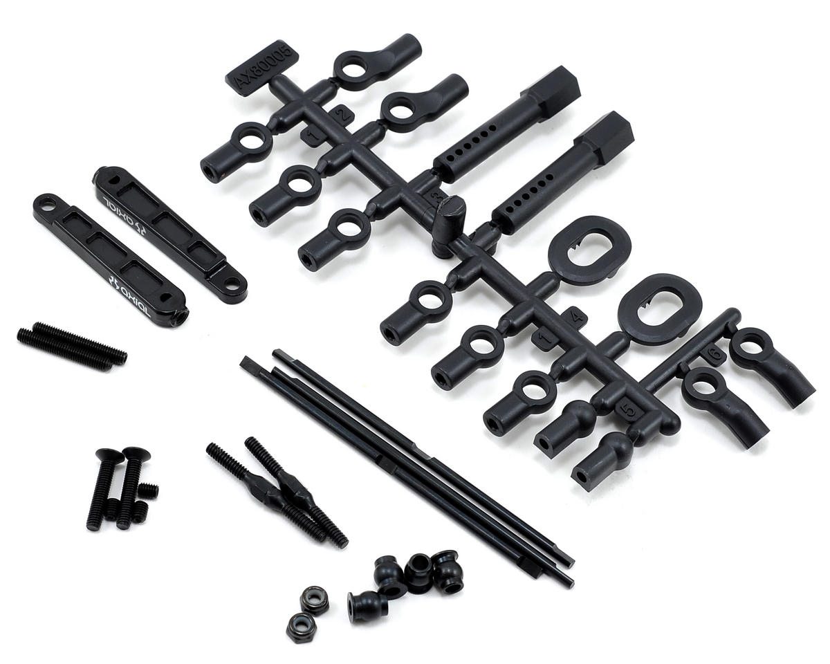 Axial EXO Rear Sway Bar Set (Soft, Medium, Firm)