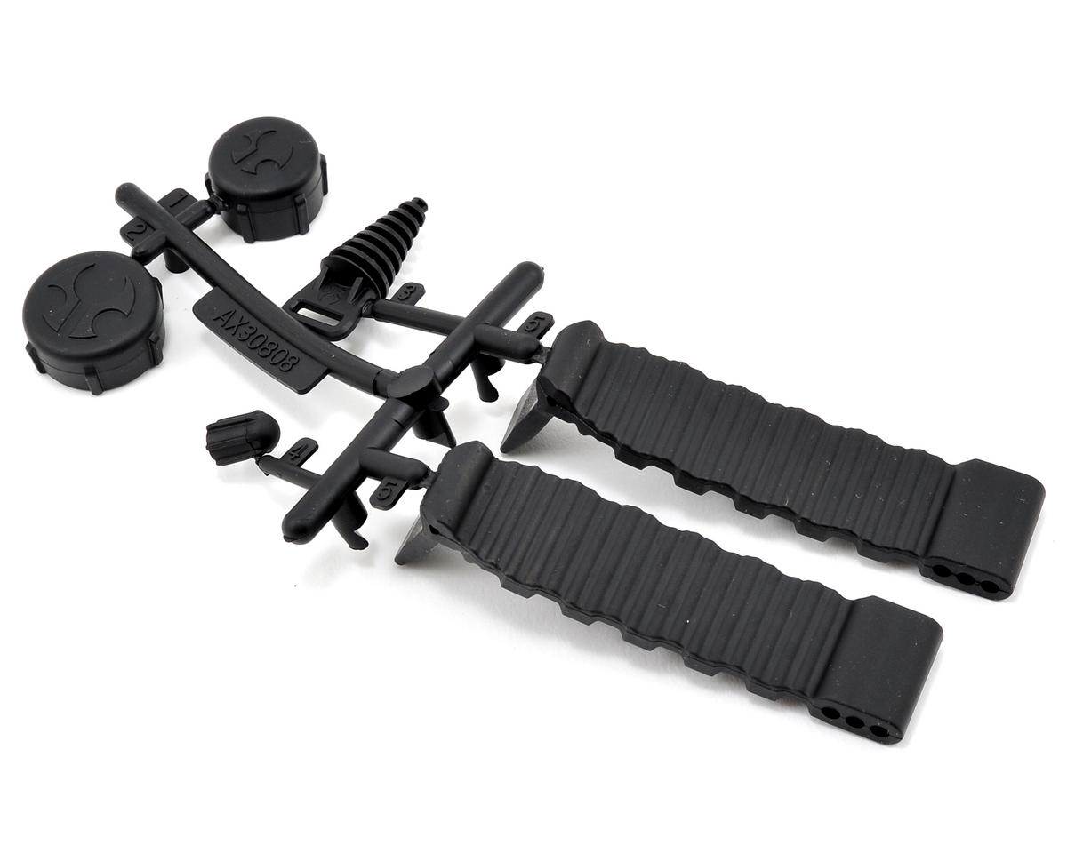 Axial Racing EXO Battery Strap Set (2)