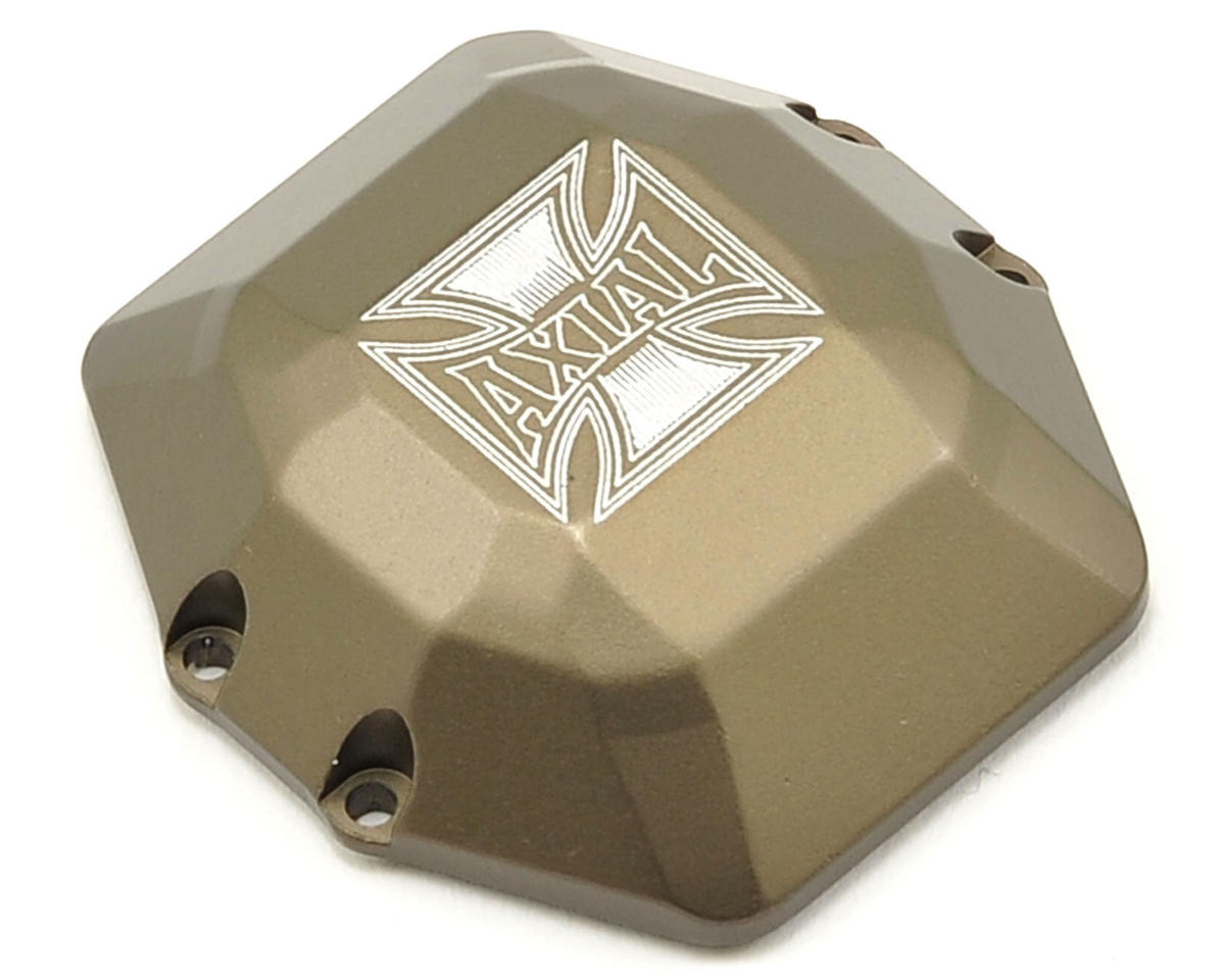 AR60 OCP Machined Aluminum Low-Profile Differential Cover by Axial