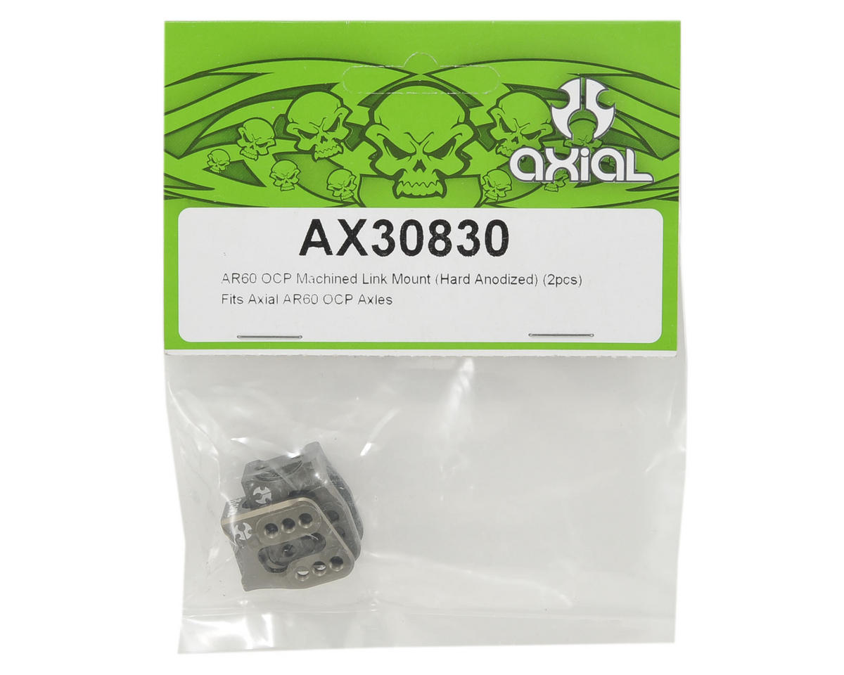 Axial AR60 OCP Machined Link Mount Set