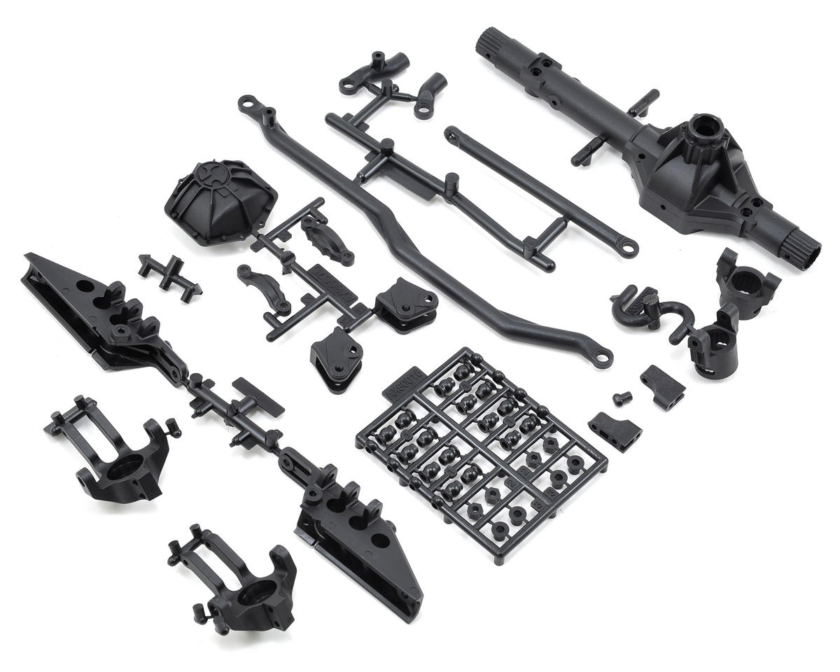 AR60 OCP Complete Front Axle Set by Axial